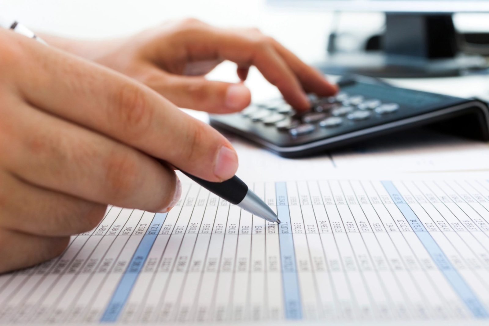 computing the budget